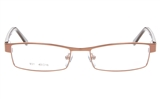 MAY BLANC 931 Stainless Steel/ZYL Child Full Rim Square Optical Glasses