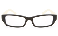 VOV 5142 Polycarbonate Unisex Full Rim Square Optical Glasses