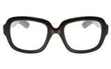 VOV 5204 Polycarbonate Unisex Full Rim Square Optical Glasses