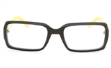 VOV 5152 Polycarbonate Unisex Full Rim Square Optical Glasses