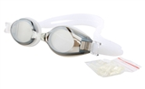 GENTRY S3 Plastic Unisex Full Rim Oval Swimming Goggles