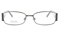 I-View 1123 Metal/ZYL Unisex Full Rim Oval