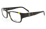 FENDI F745 Stainless Steel/ZYL Full Rim Unisex Optical