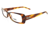 DOLCE&GABBANA D&G1158 Stainless Steel/ZYL Full Rim Unisex Optical