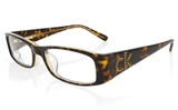 CALVIN KLEIN CK5614 Stainless Steel/ZYL Full Rim Female Optical